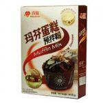 玛芬蛋糕预拌粉(巧克力)300克